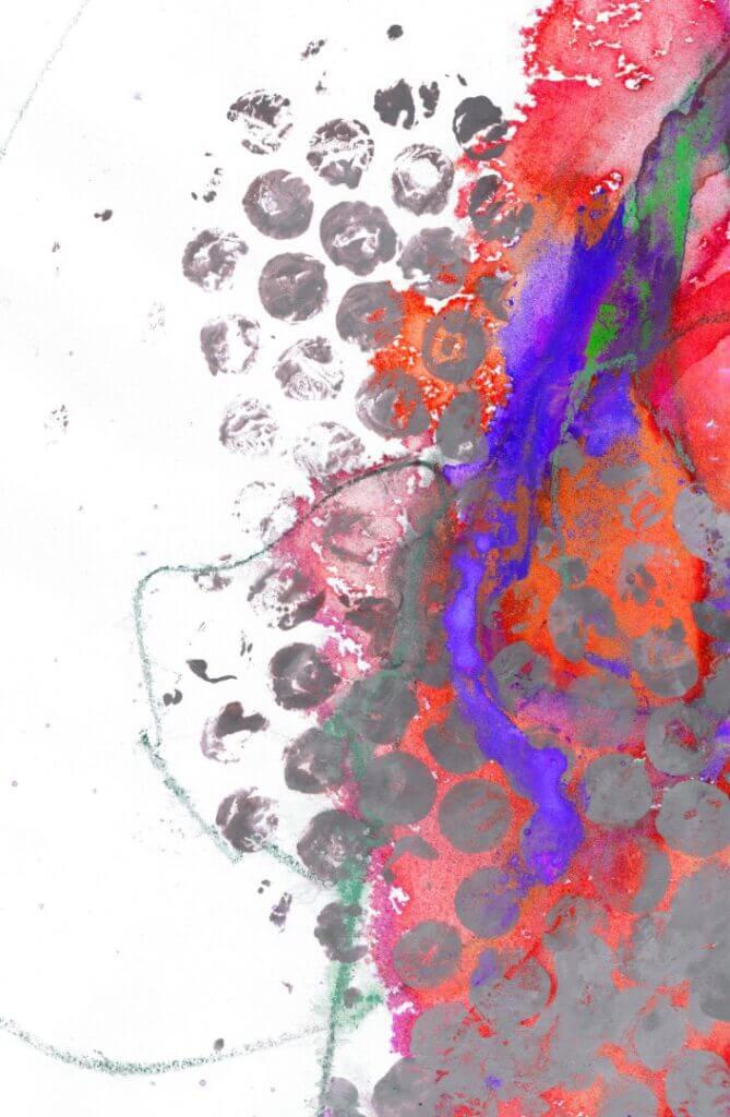 Wand-Design und Bildvergrößerungen von Aquarellbildern und Drucken von der Künstlerin Anna von der Heiden